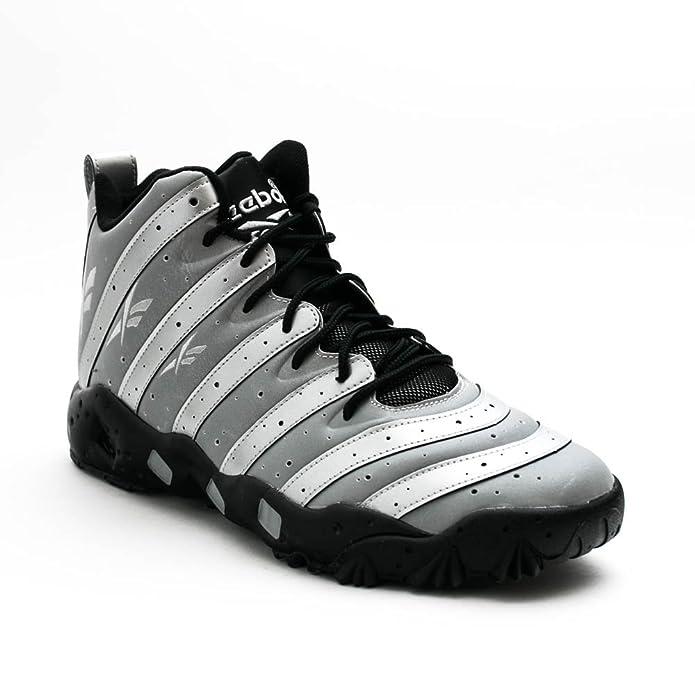 27d9c57c7f75 Reebok Big Hurt Frank Thomas  Silver Slugger  Reflective 3M M44186 12 US   Amazon.ca  Shoes   Handbags