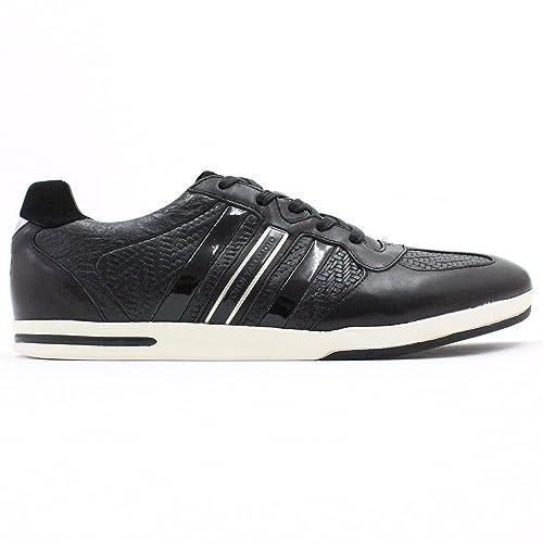 b57357c9c52c Adidas Y-3 Sala LL Men Sneakers Black Silver Metal M25709 (SIZE  12 ...