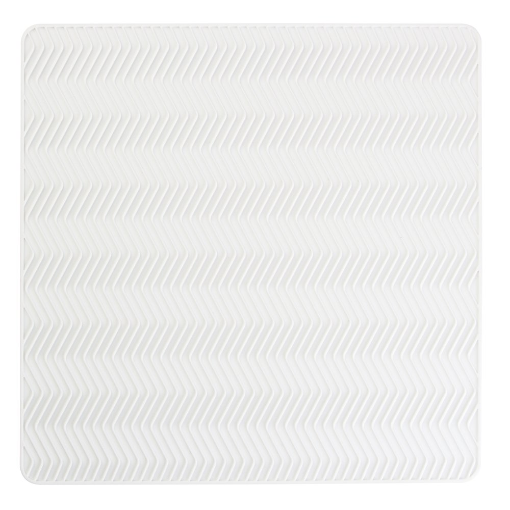 InterDesign Chevron Kitchen Silicone Countertop Image 1