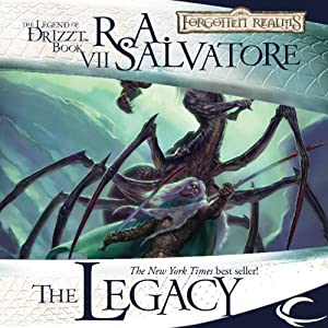 The Legacy | Livre audio