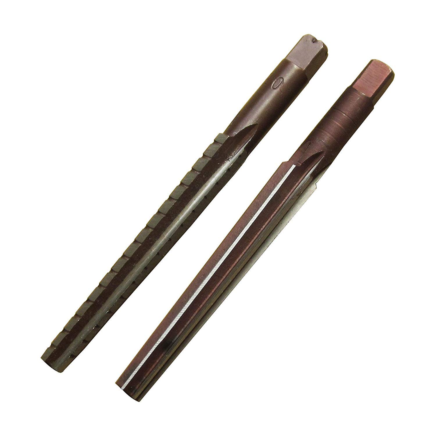 No.0 Morse Taper Reamer Set MT0 for Power Tools 93 x 61 x 9mm,High Speed Steel