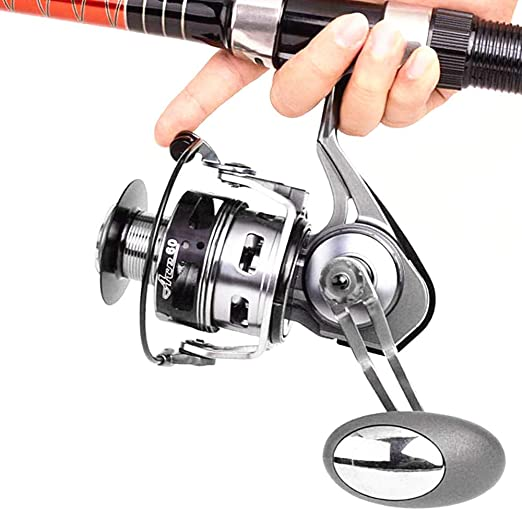 Gububi Más Suave Spinning Fishing Reel 12 + 1 Bearings Left Right ...