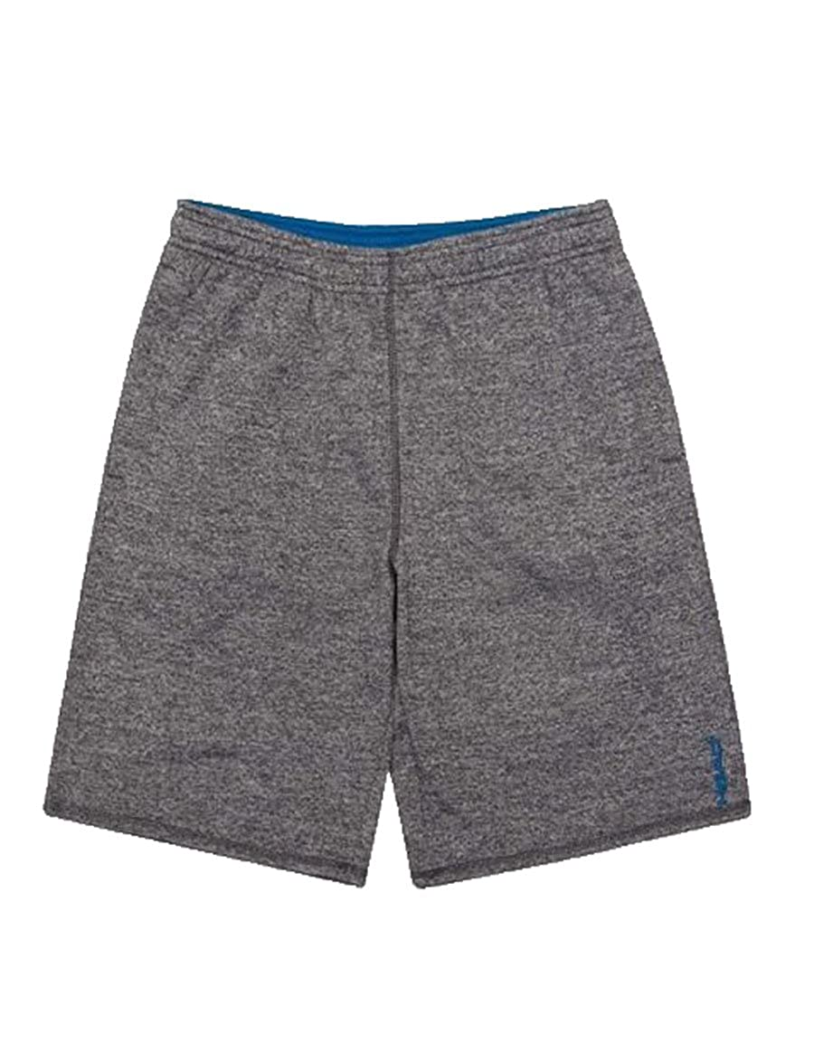 New HEAD Youth Fleece Lined Short Color Dark Grey XLarge-18 Size