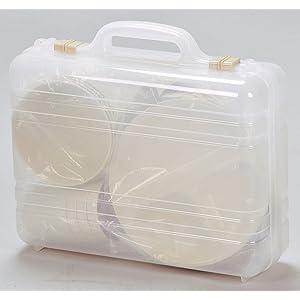 ノースイーグル 食器セット レジャーセット(4人用) NE855