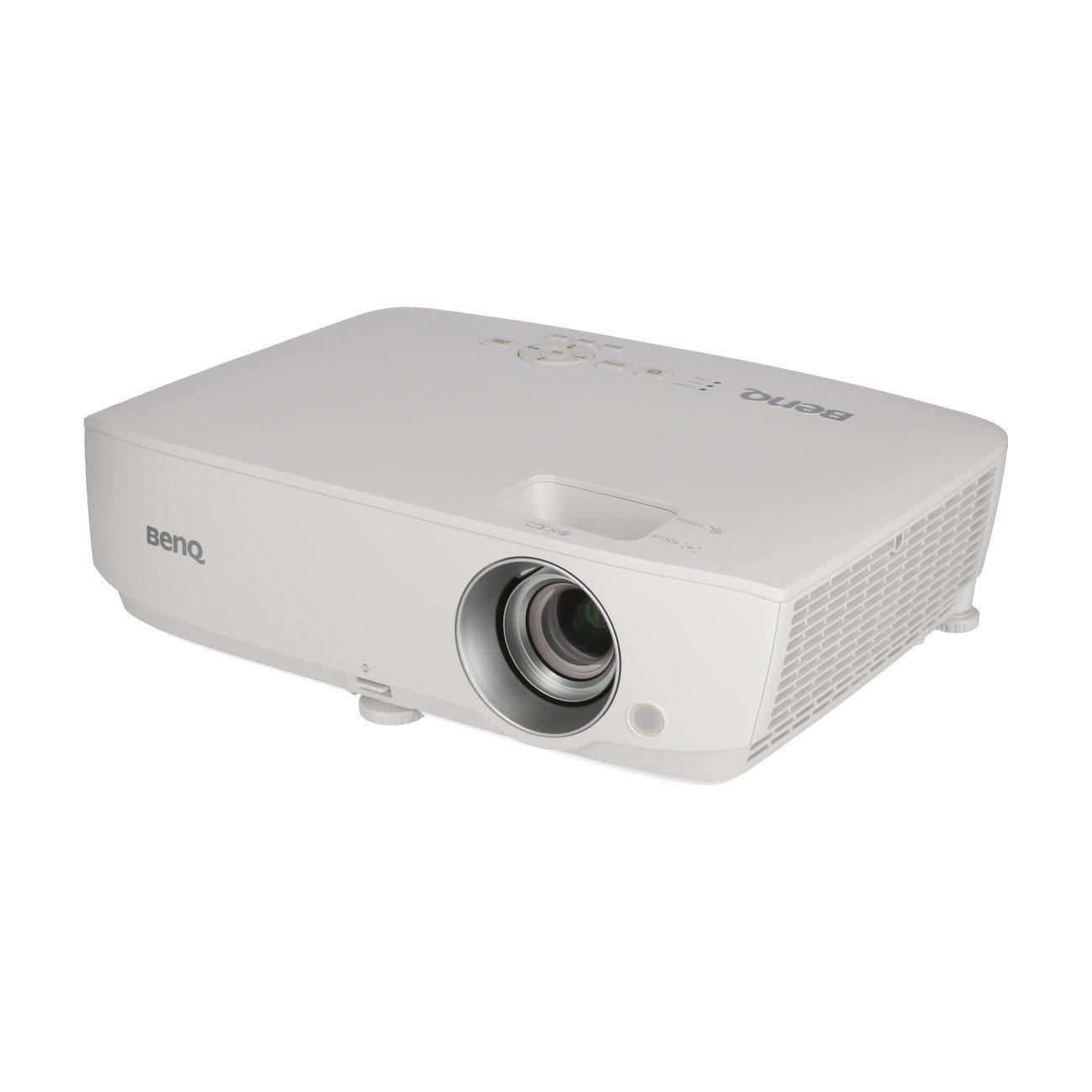 BenQ W1050 Full HD 1080P DLP Home Theater 3D Projector, Short Throw, Rec.709, 2200 Lumens, 1.2X Zoom