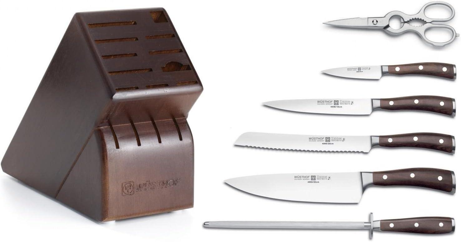 Cleaning the Wusthof ikon blackwood knife