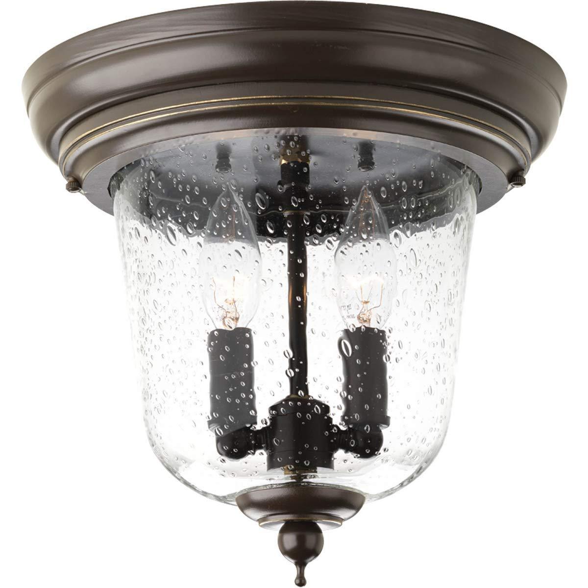 Progress Lighting P5562-20 Close to Ceiling Lantern,2-60-watt