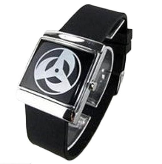 Traje de la muñeca reloj de pulsera reloj del Anime PromiseTrue es uno de los mejores Naruto Led: Amazon.es: Relojes
