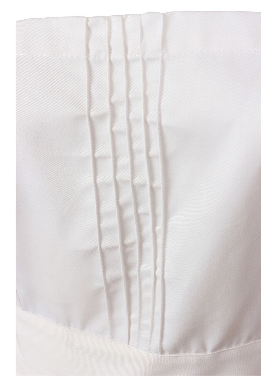 White ruffle apron amazon - Amazon Com White Frilly Pinafore Apron For Baking Victorian Waitress Downton Maid Costume With Mop Cap Attractive Design With Adjustable Sizing Quality