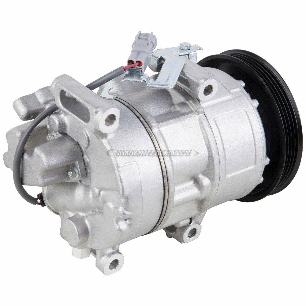 Amazon.com: AC Compressor & A/C Clutch For Toyota Yaris 2006 2007 2008 2009 2010 2011 - BuyAutoParts 60-02381NA New: Automotive