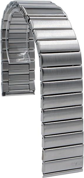 24mm Reemplazo Pulsera de Acero Inoxidable Banda de Muñeca para ...