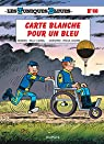 Les Tuniques Bleues, tome 60 : Carte blanche pour un bleu par Cauvin