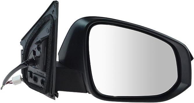 Mirrors Power Heated Turn Signal Blind Spot LH RH Pair Set for 13-14 Rav 4