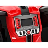 Polaris OEM Red Pearl Media Bezel 2015-2017 Slingshot S SL SLR