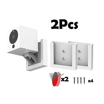 Amazon.com: Wyze Cam soporte de pared para cámara Wyze ...