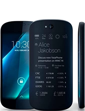 Image result for Yota YotaPhone 2