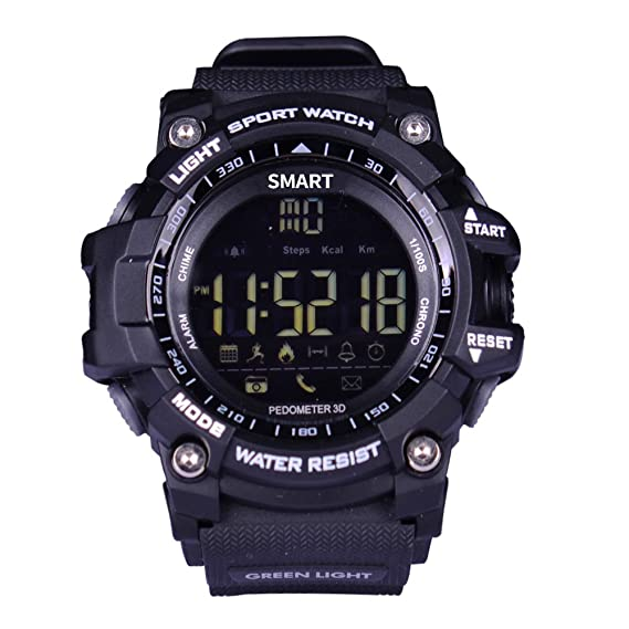 Amazon.com: Smartwatch,Mens Waterproof Connect Cell Phone ...