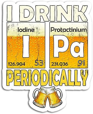 IPA Beer Sticker Pennsylvania