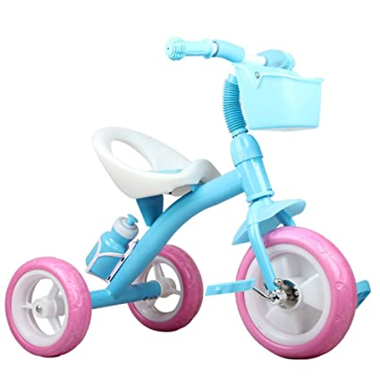 TUJHGF Carro De Triciclo De Los Niños 1-2-3-5 Años De