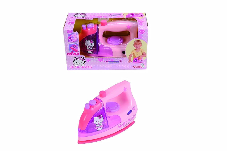 Simba - 104737535 - Hierro Hello Kitty - 18 cm (de importación de ...