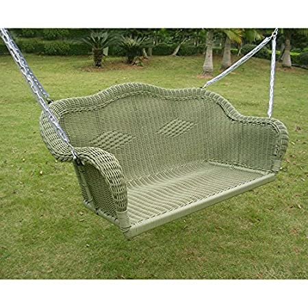 61c6sAP88FL._SS450_ Wicker Swings and Wicker Porch Swings
