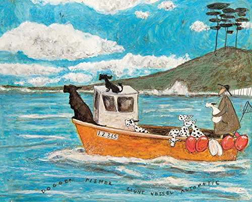 the art group sam toft dogger fisher light vessel automatic canvas