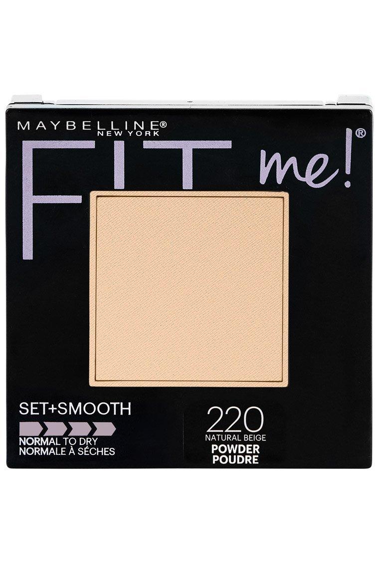 MAYBELLINE Fit Me! Set + Smooth Powder - Natural Beige K0871902