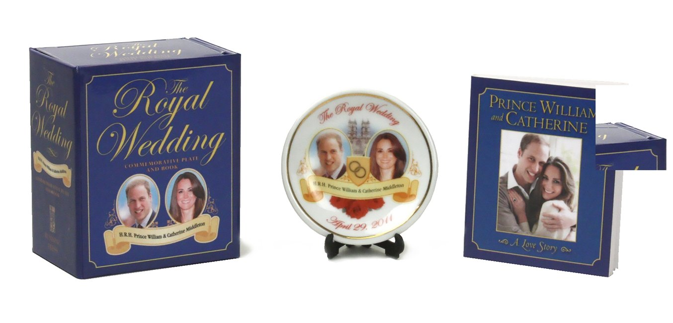 Read Online The Royal Wedding Commemorative Plate and Book PDF