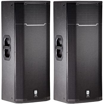 jbl prx425 dual 15 main passive dj pa speaker pair musical instruments. Black Bedroom Furniture Sets. Home Design Ideas