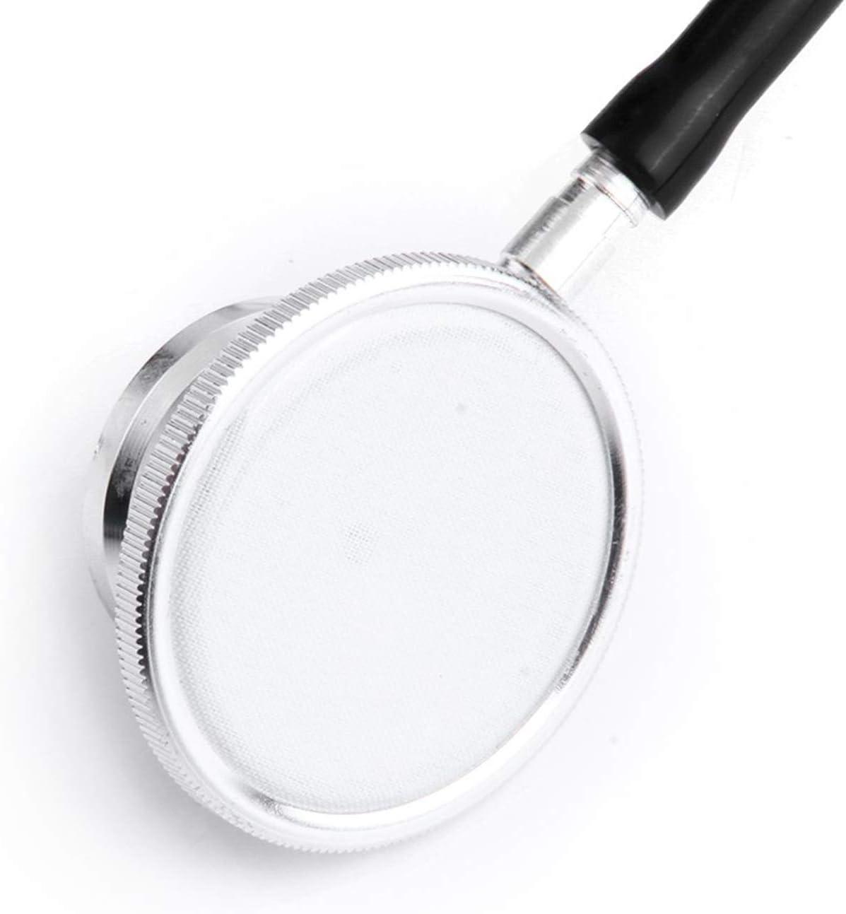 St/éthoscope Professionnel Double m/édecin en Chef infirmi/ère Soins m/édicaux /à Domicile Heath