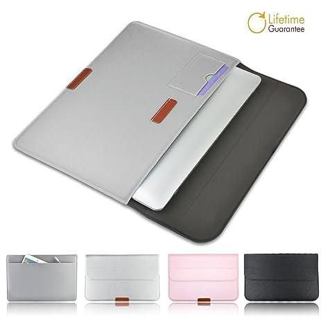 Morecoo - MacBook Pro/Air Case – Maletín para ordenador portátil de 13 pulgadas -