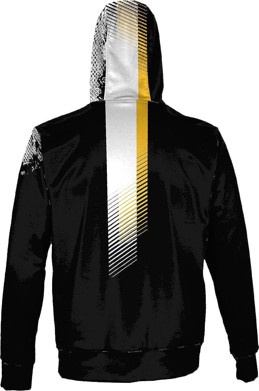 Hustle School Spirit Sweatshirt ProSphere California State University Long Beach Boys Zipper Hoodie