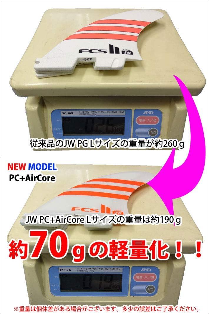 jw PC + AirCore TRI