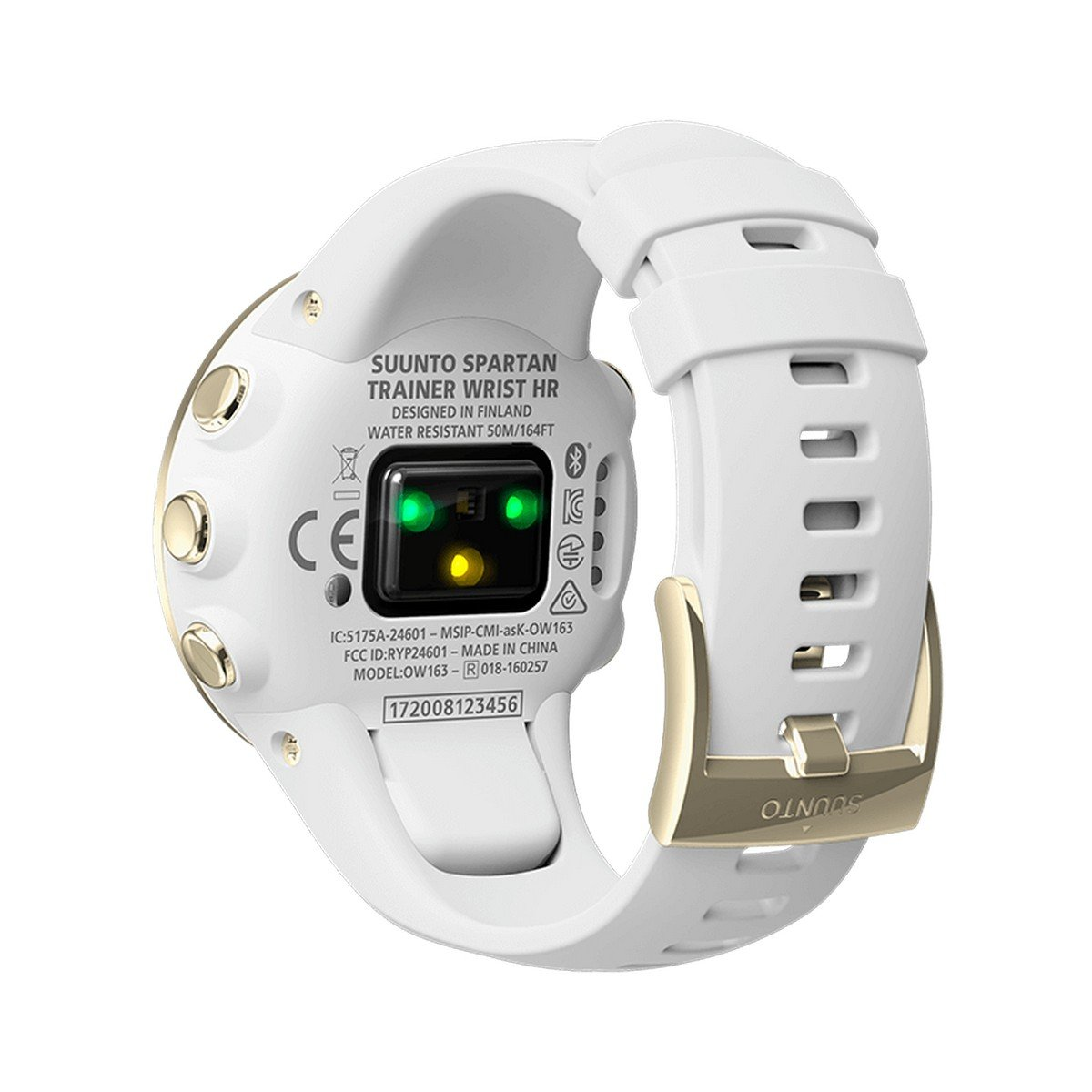 Suunto Spartan Trainer Wrist HR Multisport GPS Watch (Gold) by Suunto (Image #3)