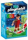 Playmobil - 6899 - Joueur de foot Portugais