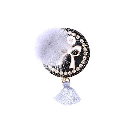 597575c9a20 Vintage Handmade Pin Brooch Hat Sweater Tassel Broche Pins Jewelry for Women  Girls Ladies (6): Amazon.in: Toys & Games