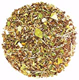 The Indian Chai - Tulsi Good Sleep Loose Leaf Herbal Tea, With Chamomile Flowers, Indian Ginseng, Gotu Kola & Lavender|3.53oz