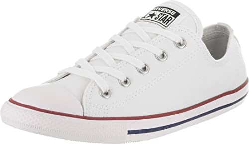 Ct as Dainty Ox White Fitness Shoes