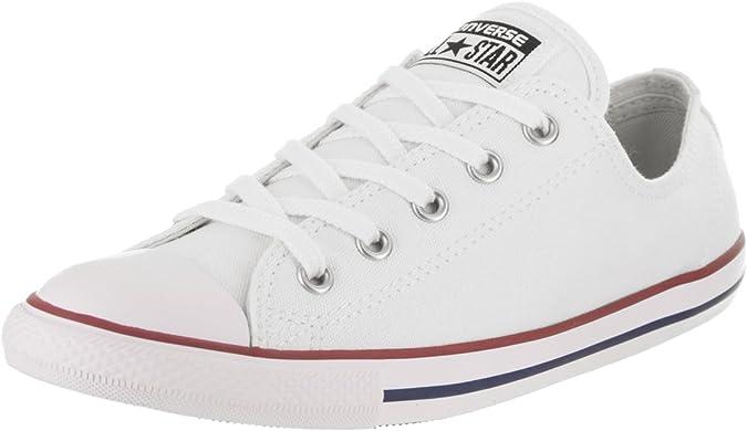 Dainty Canvas Low Top Sneaker