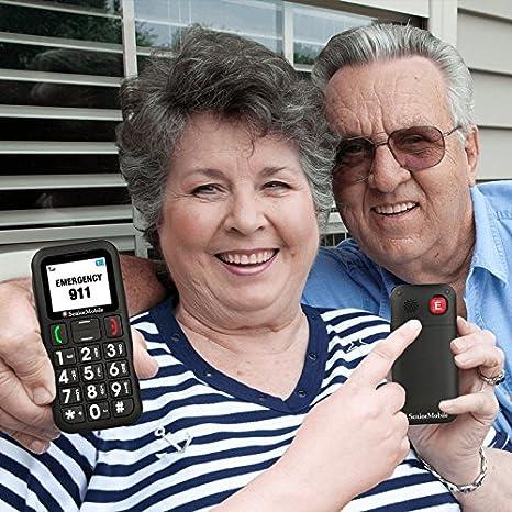 Senior Mobile Teléfono para Personas Mayores: Amazon.es: Electrónica