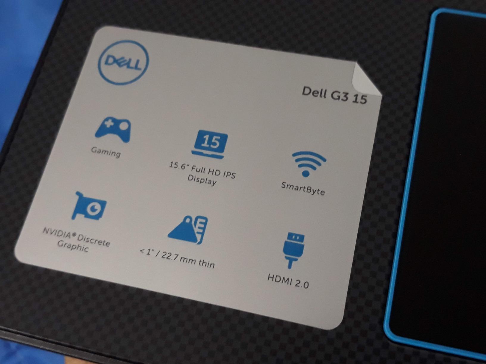 Dell G3 Thermal Throttling