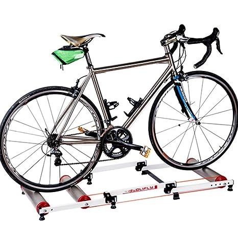DRAKE18 Entrenador de Bicicleta, Rueda de Bicicleta Plegable ...