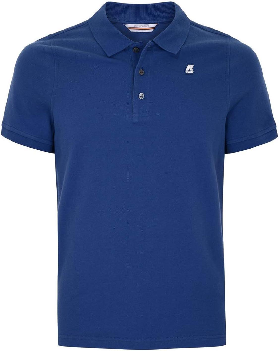 K-Way Alain Polo Shirt Polo Uomo MOD K0089N0