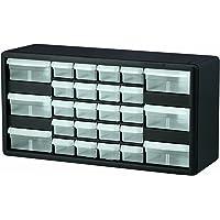 Akro Mils 26-Drawer Plastic Parts Storage Hardware and Craft Cabinet
