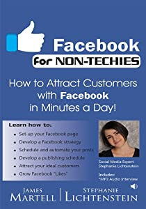 Facebook for NON-TECHIES - How to Attract Customers with Facebook In Minutes A Day!