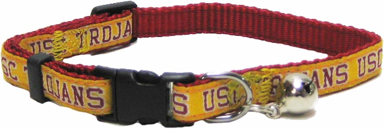 Pets First Collegiate Pet Accessories Dog Collar