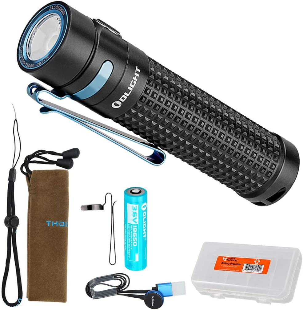 olight s2r baton II package content