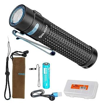Amazon.com: OLIGHT S2R II (S2R Upgrade) 1150 Lumen linterna ...