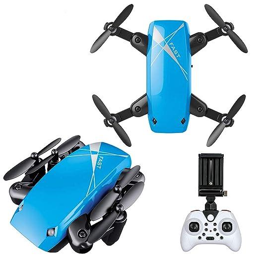 Lily Mini dron de cámara Plegable HD, avión de Control Remoto ...