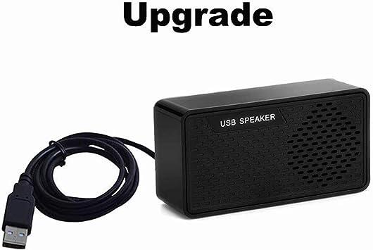 Contador de Compra PC Altavoz port/átil con Cable USB para Ordenador port/átil Escritorio port/átil